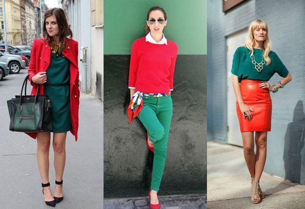 С чем в одежде сочетается зеленый цвет, правила и лучшие модные образы