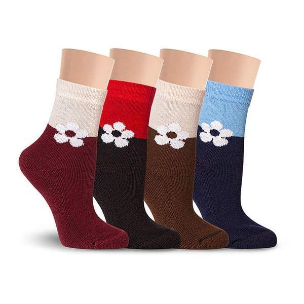 Мягкие и теплые носки