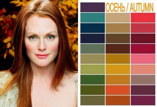 Правила сочетания цветов и оттенков в одежде для цветотипа осень, как подобрать базовый гардероб