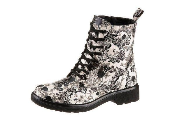 Текстильные ботинки