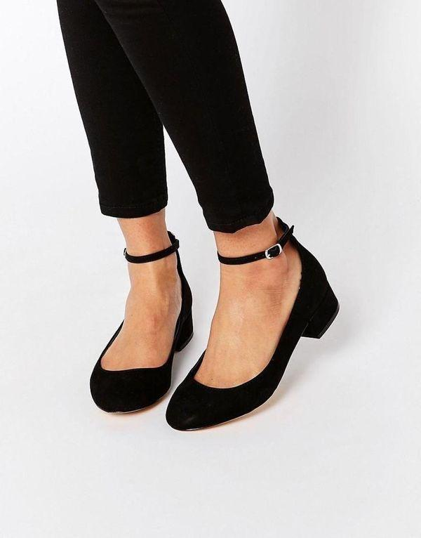 Модели красивых женских туфель на низком каблуке, как выбрать и с чем носить стильную обувь
