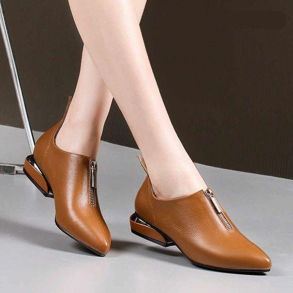 туфли на молнии