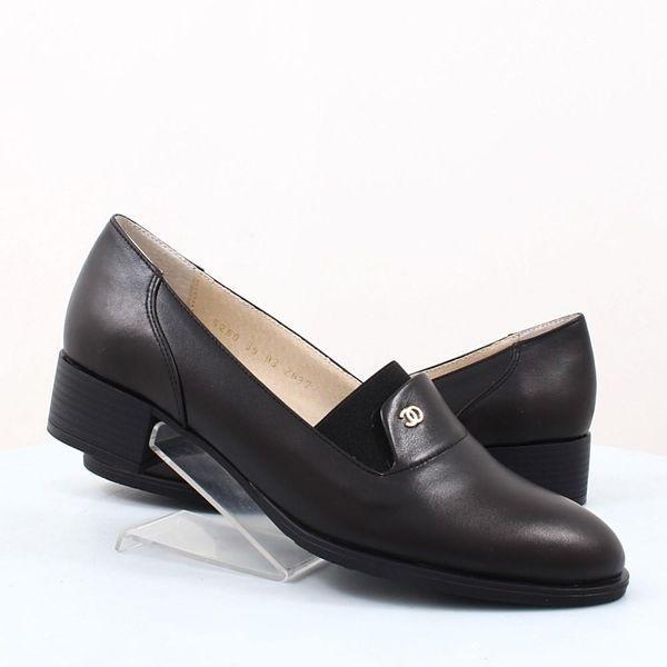 туфли с эластичной вставкой