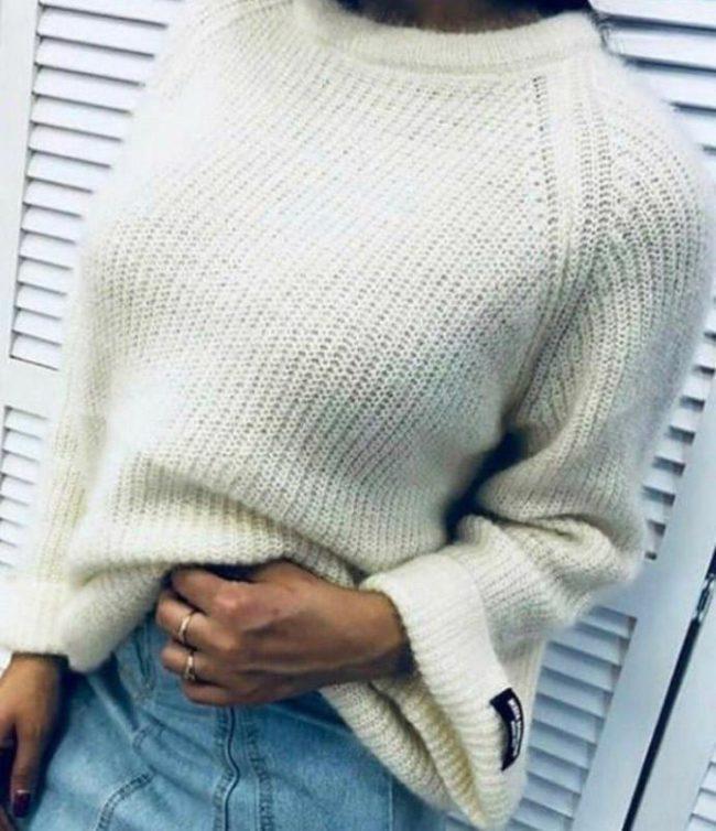 свитер распашонка