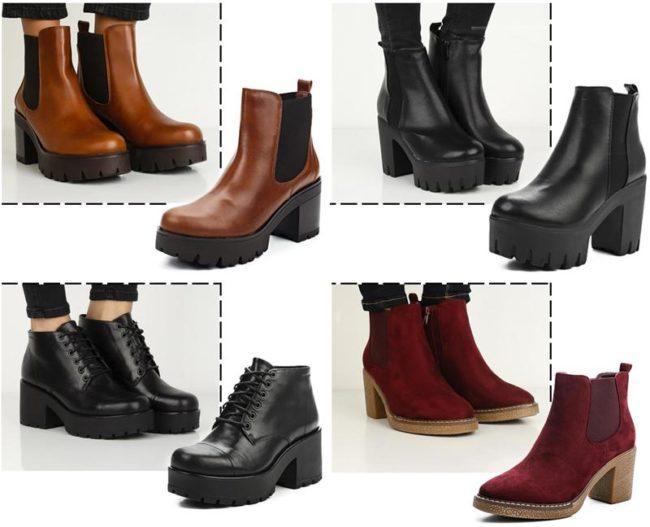 Модные тенденции женской осенней обуви 2021 года, популярные цвета и стильные образы