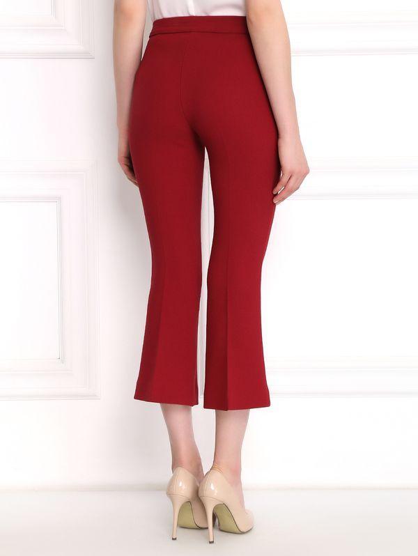 Укороченные штаны от бедра