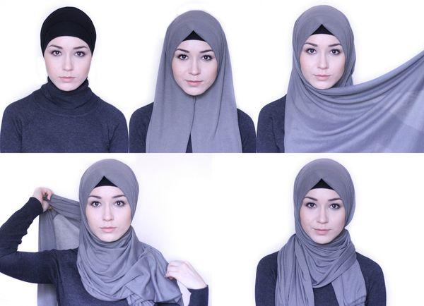 Хиджаб палантин