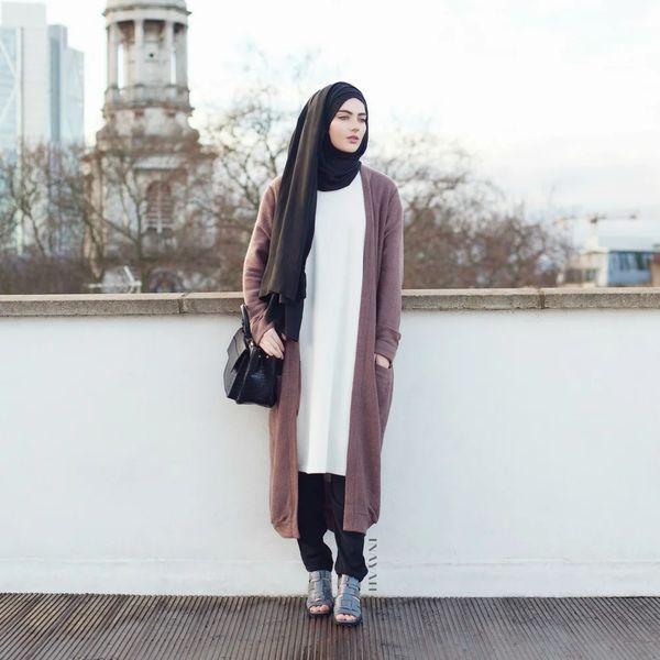 Современный хиджаб
