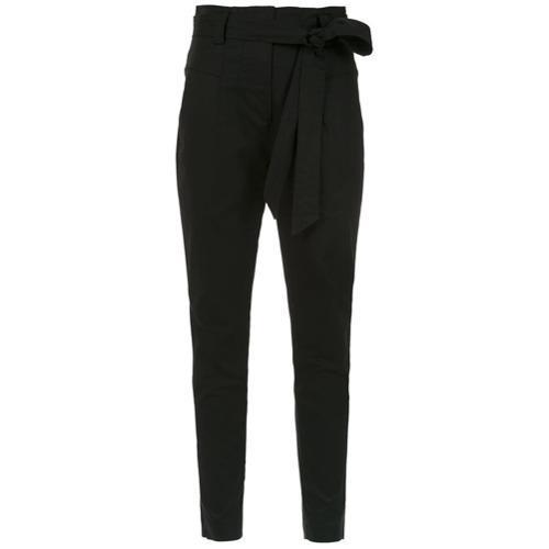 черные женские брюки галифе