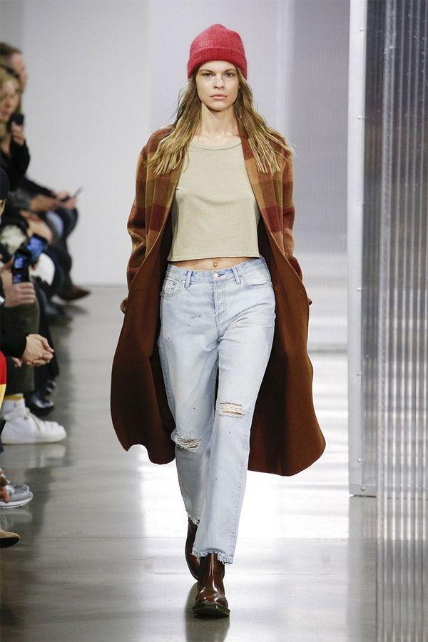 Стильные образы с джинсами 1