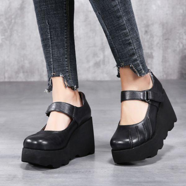 Модные модели женской обуви на платформе, как выбрать и с чем носить