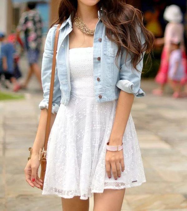 Модные тенденции одежды для девушек, обзор стильных и красивых луков