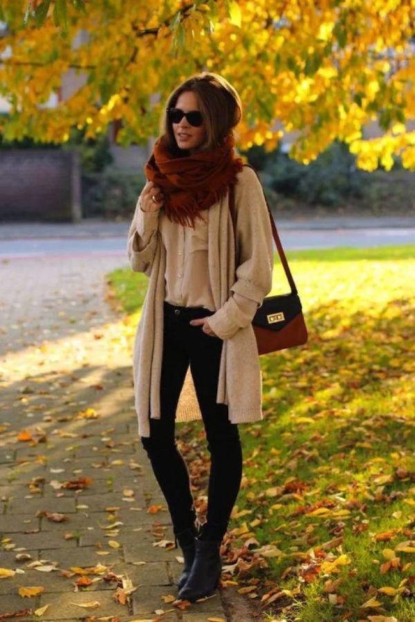 Критерии выбора базовой женской осенней одежды, что лучше носить и обзор стильных луков