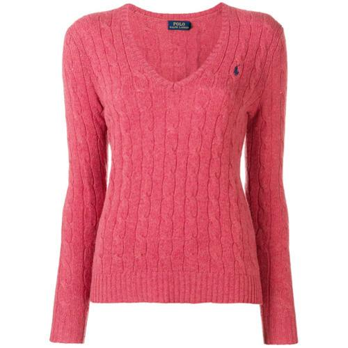свитер поло женский
