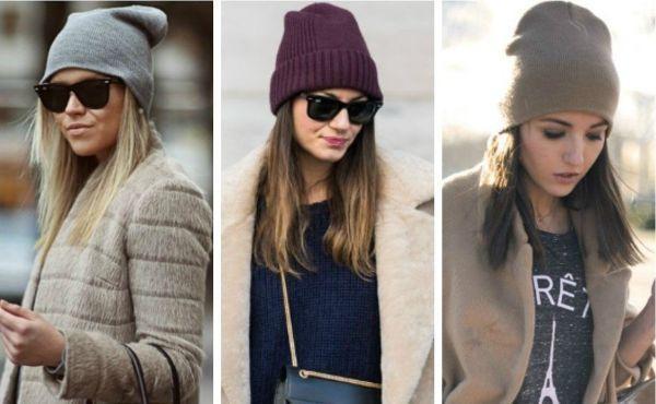 Как выбрать модную шапку бини, описание моделей и с чем лучше носить