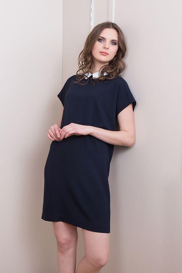 школьное платье трапеция