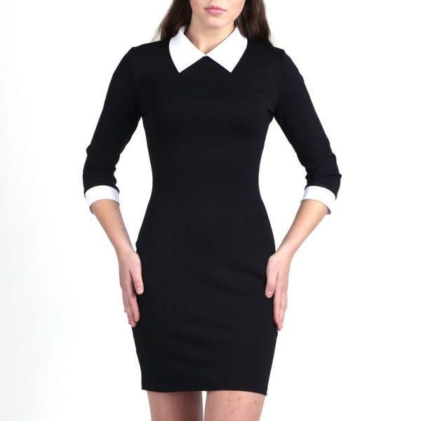 школьное платье футляр