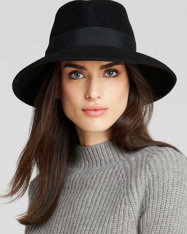 Особенности фасона шляпы федора, стильные модели и с чем носить