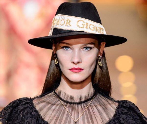 Модные фасоны женских шляп 2019 года и с чем носить головные уборы