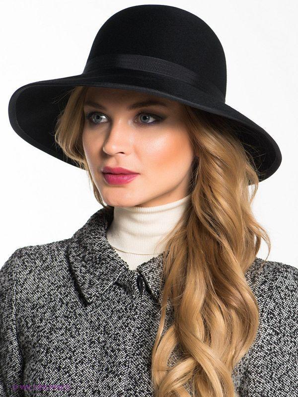 Классическая шляпка