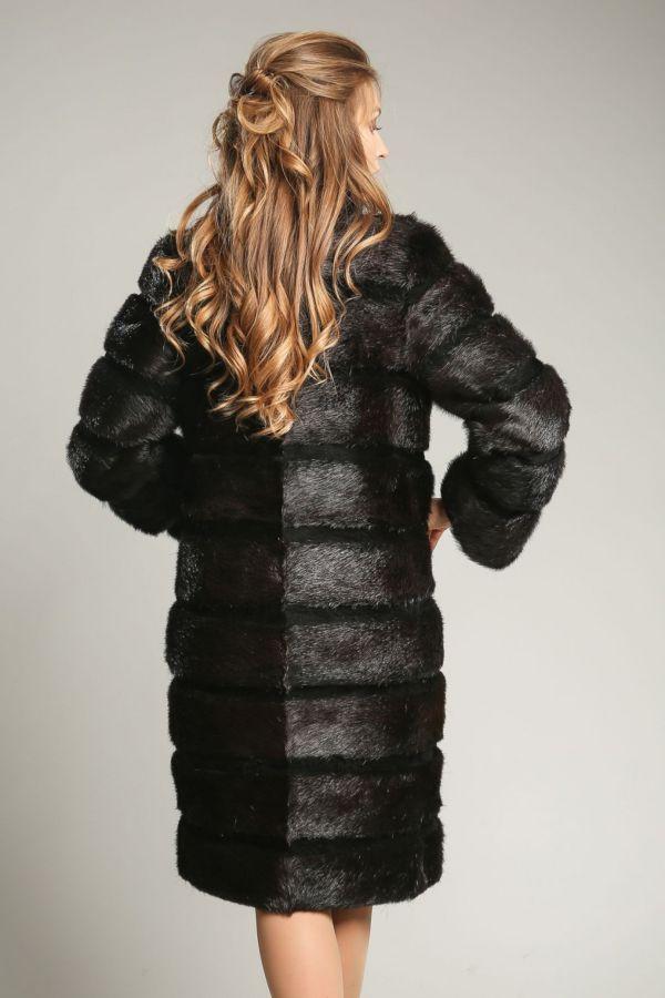 Модные фасоны и модели шуб из нутрии, обзор стильных луков