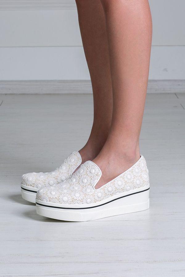 обувь из хлопка