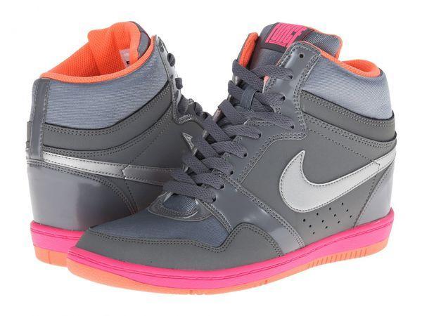 кроссовки сникерсы Nike женские