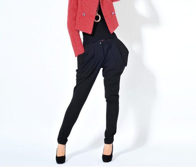 классические женские брюки галифе