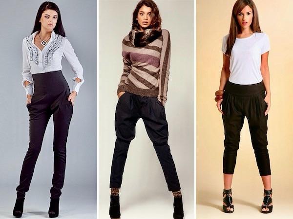 женские брюки галифе луки