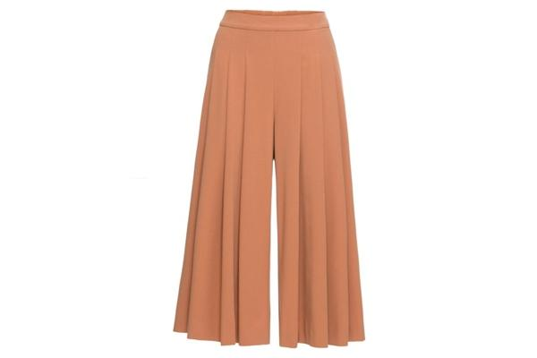 модель юбки-брюк