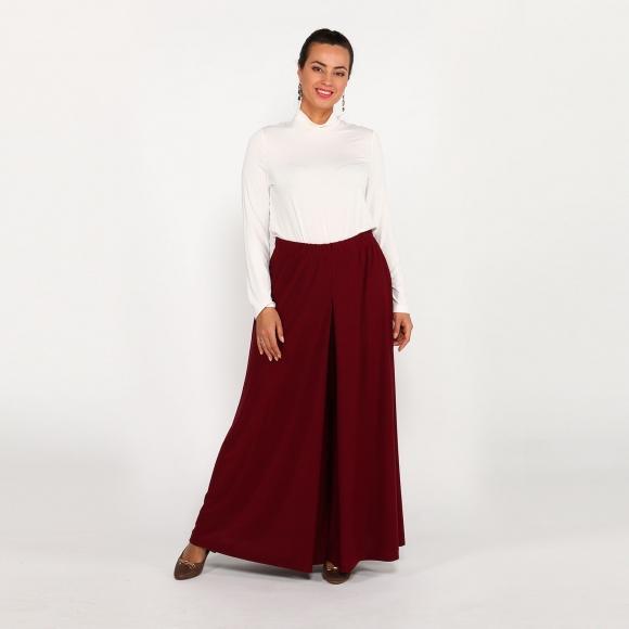 юбка брюки на осень