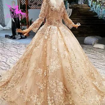 свадебное платье как в старину