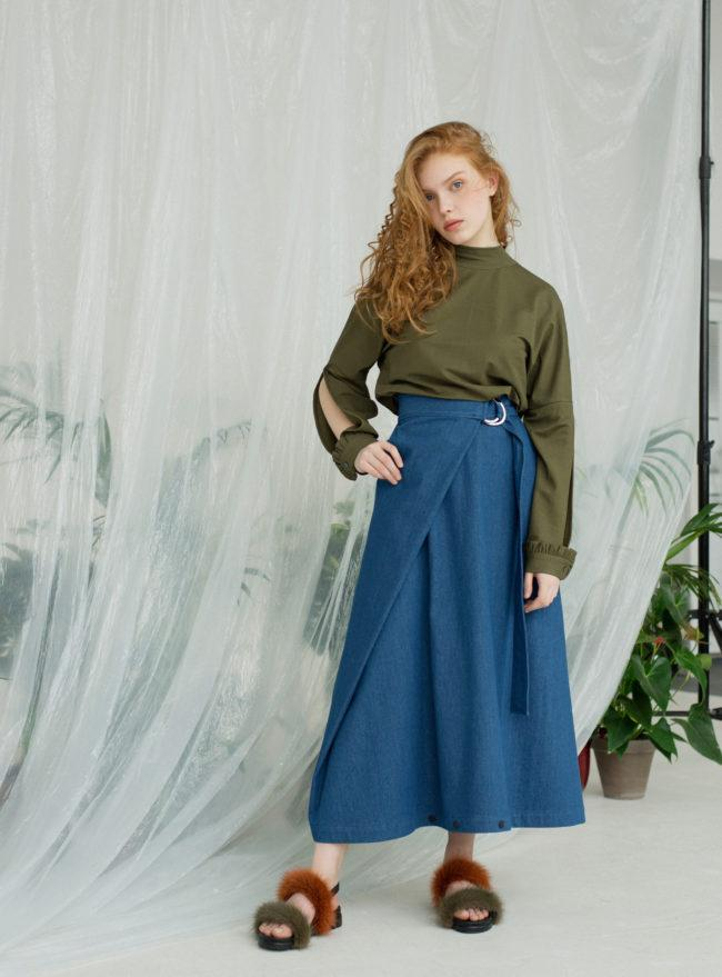 юбка брюки на зиму