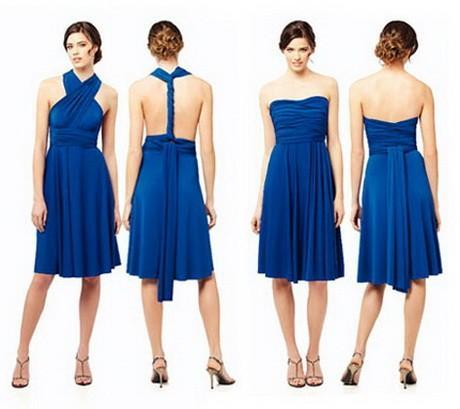 Платье-трансформер варианты завязывания