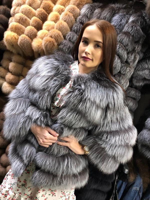 Красивые модели и фасоны шуб из меха чернобурки, как создать стильный образ
