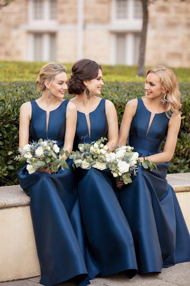платье подружки невесты на весну
