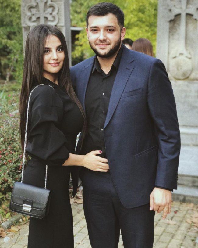 ани варданян с мужем