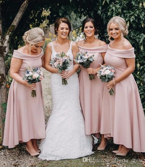 платье подружек невесты макси