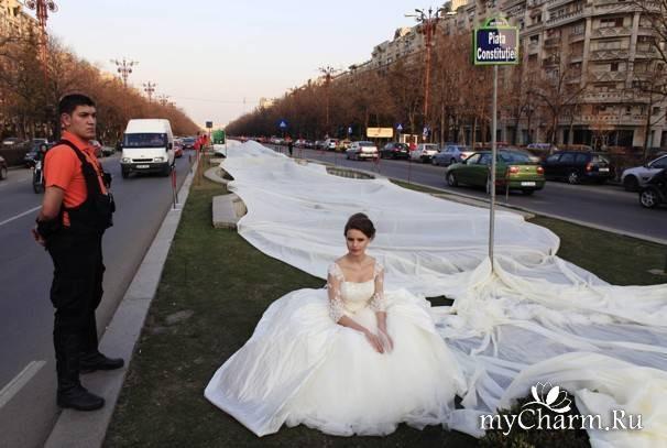 Осьминог платье