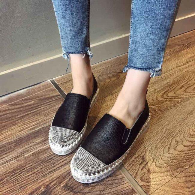 Женские эспадрильи, красивые модели туфель от популярных брендов, с чем можно носить