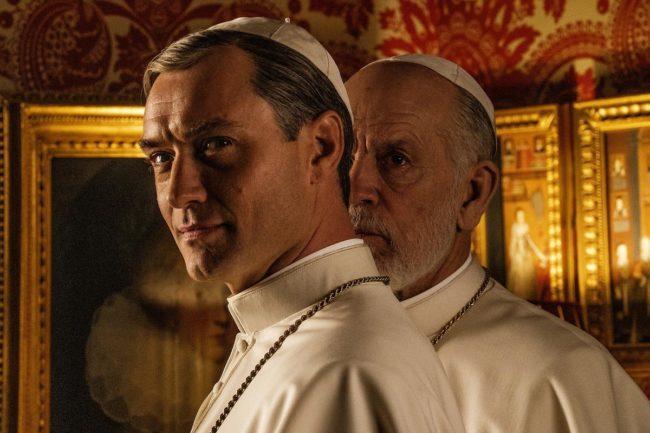 Дата выхода сериала Новый Папа и сюжетная линия, актерский состав и интересные факты