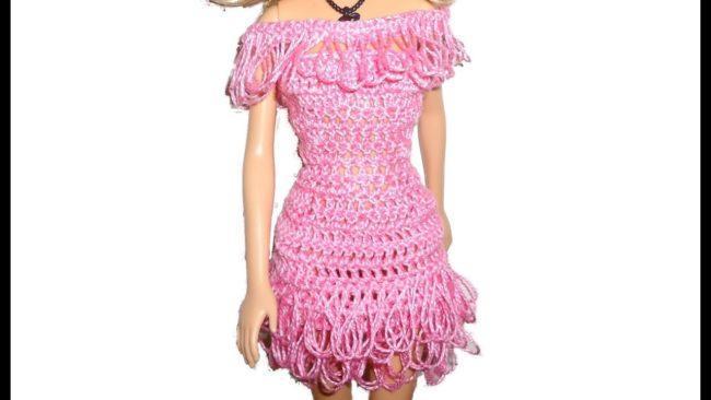 Вязаное для Барби