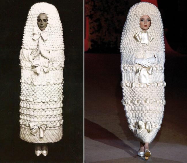 Обзор самых необычных и экстравагантных свадебных платьев в мире