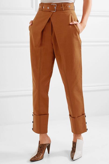 женские брюки Слаксы