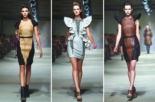 дизайнерские платья CHAPURIN