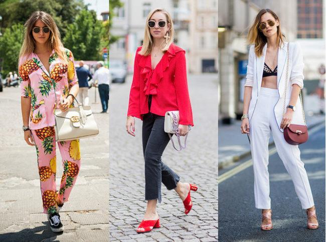 Модные фасоны и модели черных брюк, с чем их лучше носить