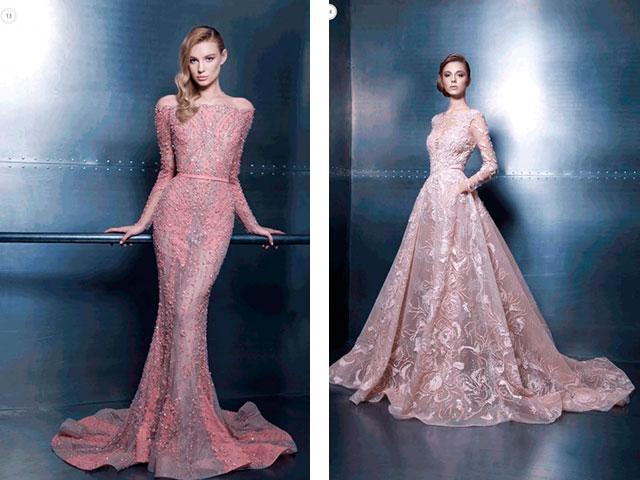 дизайнерские платья 7 KA