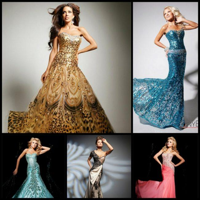 SL 1P платья