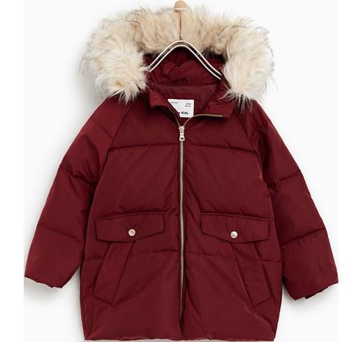 бордовая куртка