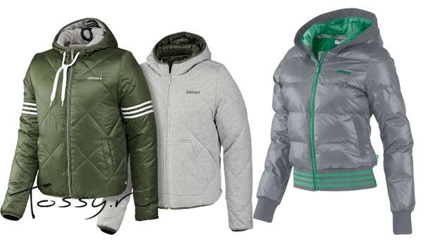 куртки от Adidas